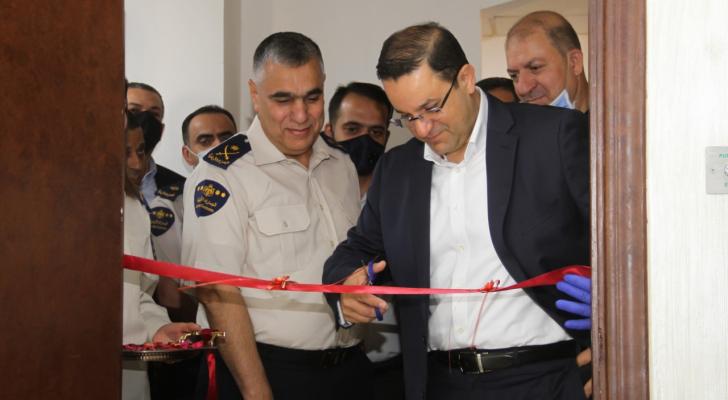 """اطلاق مشروع """"المراقبة التلفزيونية لدوريات الجمارك"""" في الأردن"""