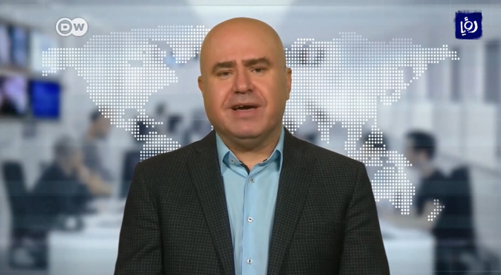 الخبير في قناة DW والشؤون الألمانية والأوروبية لؤي المدهون