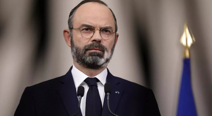 رئيس الوزراء الفرنسي ادوار فيليب