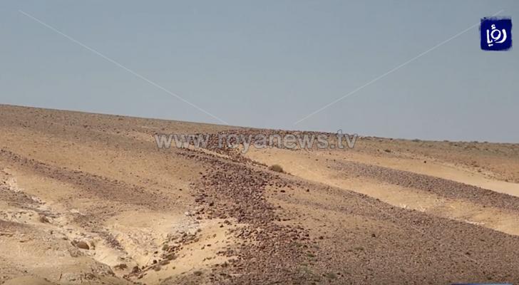 سور الأردن العظيم في معان.. سلسلة حجرية قادمة من عصر ما قبل الميلاد