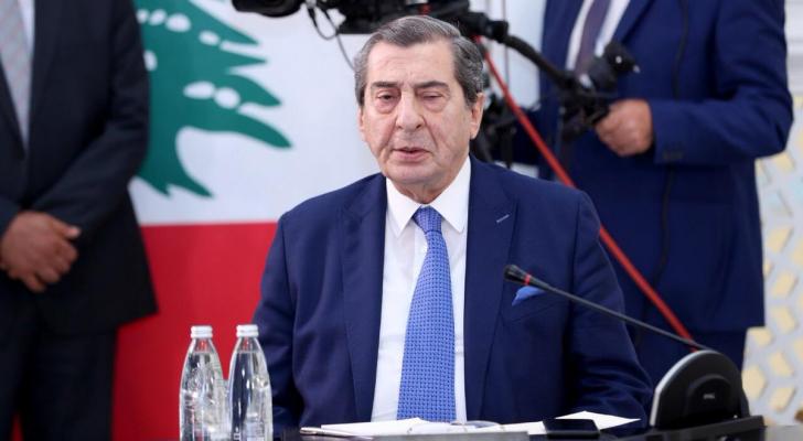 نائب رئيس مجلس النواب اللبناني إيلي الفرزلي