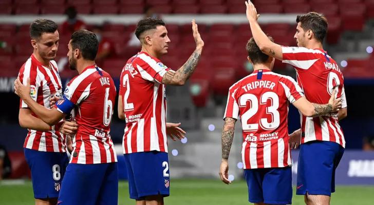 موراتا يقود أتلتيكو للفوز على ريال مايوركا