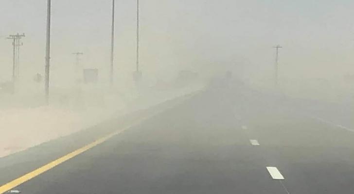 تحذير من الأمن لمرتادي الطريق الصحراوي