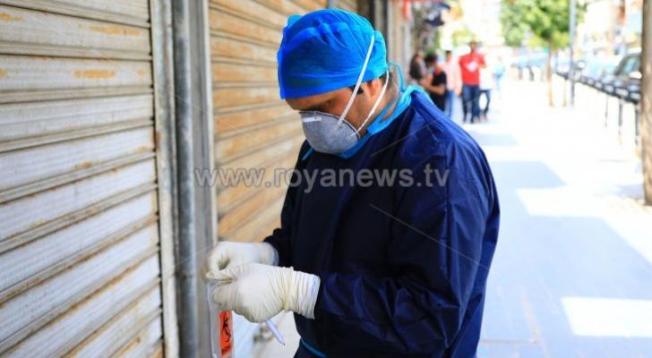 الحكومة: 3 حالات إصابة بكورونا السبت جميعها خارجيّة