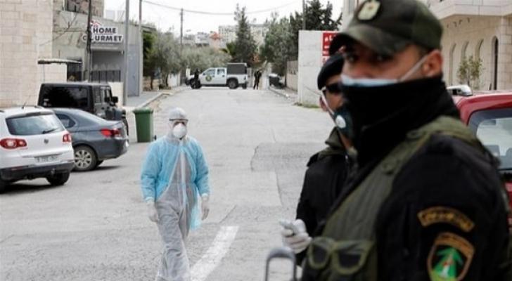 وفاة جديدة بكورونا في فلسطين