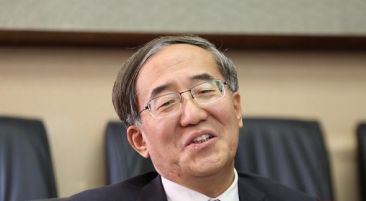 السفير الصيني في عمان بان ويفانغ