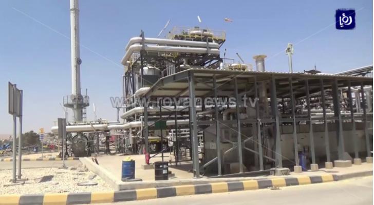 مصفاة البترول الأردنية