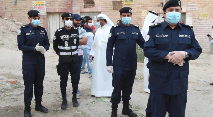 الكويت: 5 وفيات و703 إصابات جديدة بكورونا