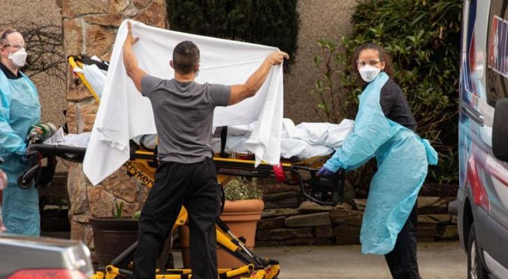 المراكز الأمريكية: إصابات كورونا في الولايات المتحدة مليونان و932596