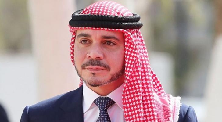 سمو الأمير علي بن الحسين - ارشيفية