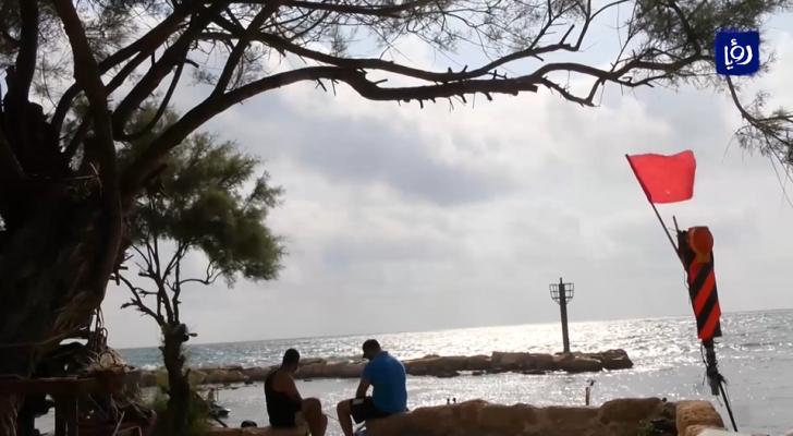 صيادون في حيفا
