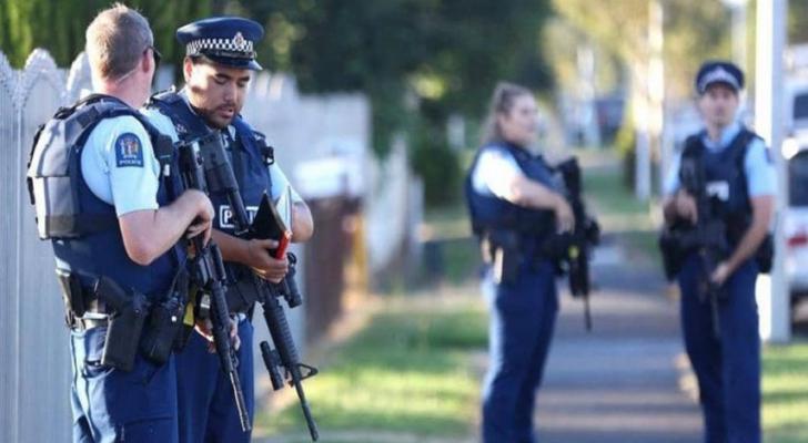 الشرطة الامريكية - ارشيفية
