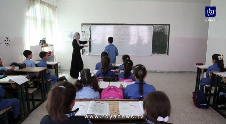 وزارة التربية: بحيث لا يزيد العبء التدريسي على المعلم عن 16 ونصف في الأسبوع
