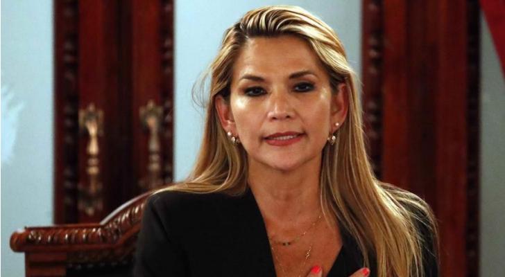 رئيسة بوليفيا تعلن إصابتها بكورونا