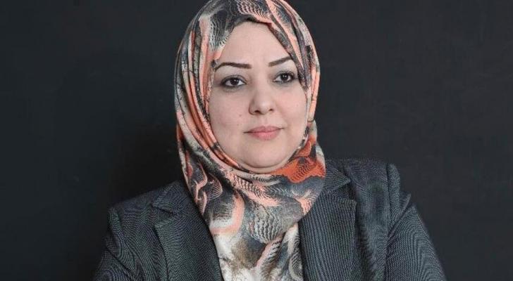 النائبة العراقية غيداء كمبش