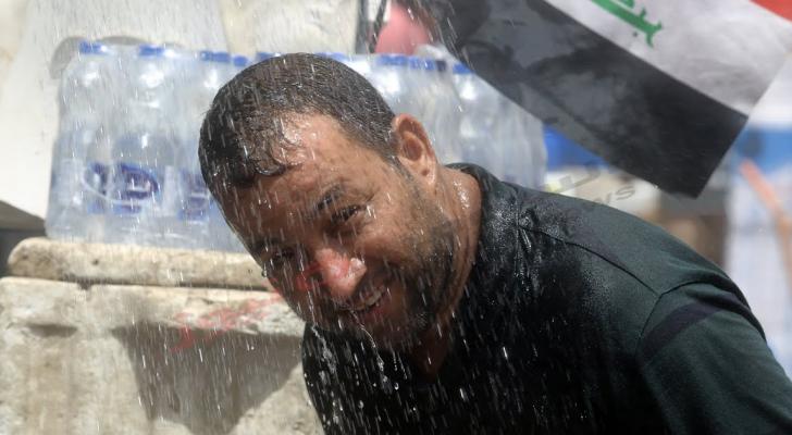 العراق يسجل أعلى درجة حرارة بالعالم