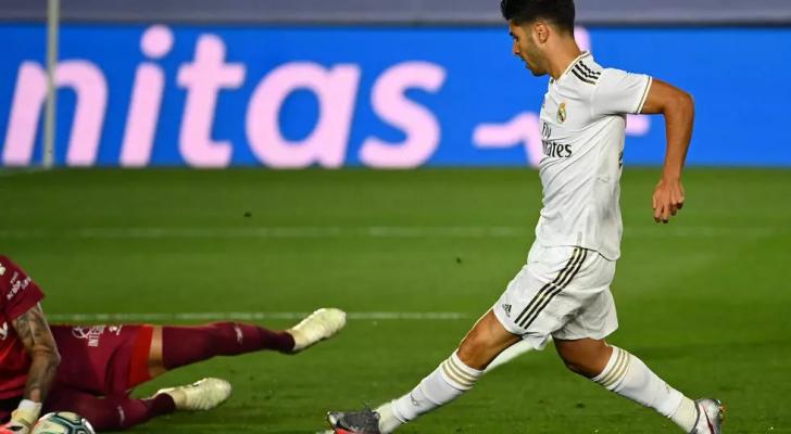 بطولة اسبانيا: ريال مدريد يخطو بثبات نحو اللقب