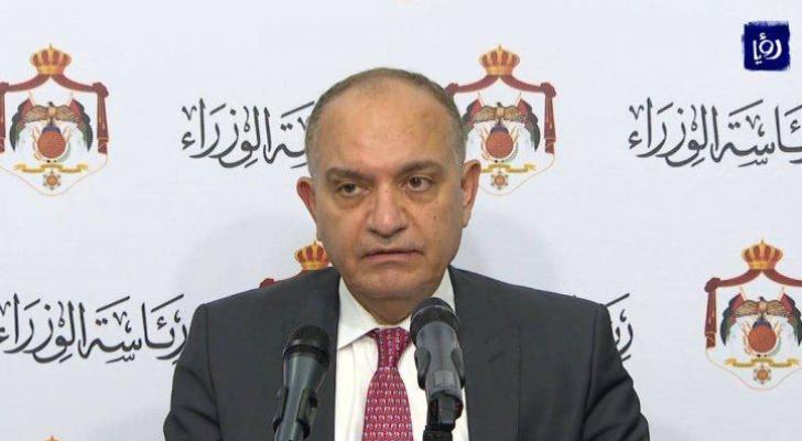وزيرا الدولة لشؤون الإعلام أمجد العضايلة