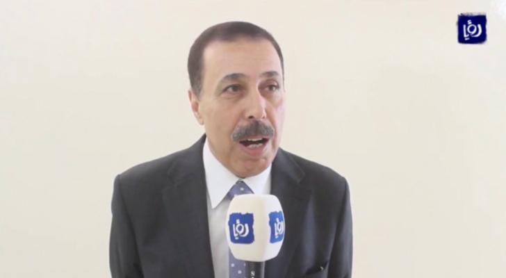 وزير التربية والتعليم  د. تيسير  النعيمي - أرشيفية