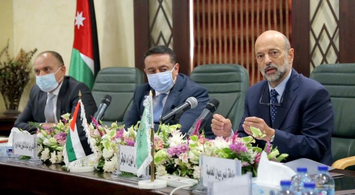 خلال زيارة رئيس الوزراء لديوان المحاسبة