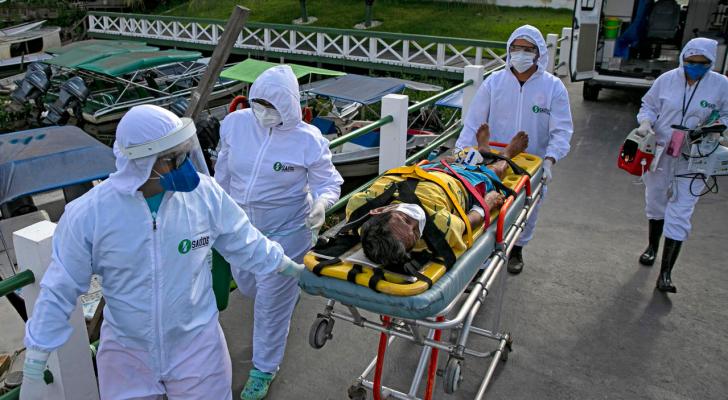 المكسيك رابع بلد في العالم من حيث عدد وفيات كورونا