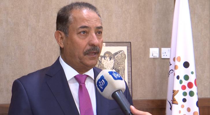 الدكتور غازي الجبور رئيس هيئة تنظيم قطاع الإتصالات