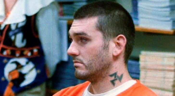 المواطن الأمريكي، دانييل ليويس لي، خلال جسلة محاكمته عام 1997.