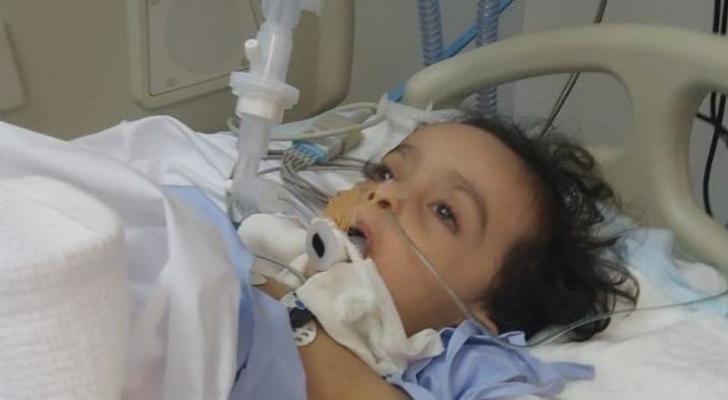 الطفل السعودي الضحية