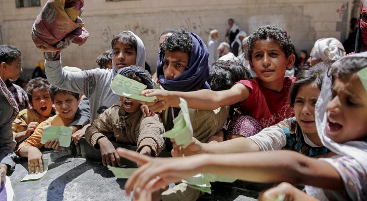 تقرير أممي: 250 مليون شخص إلى حافة المجاعة بسبب كورونا