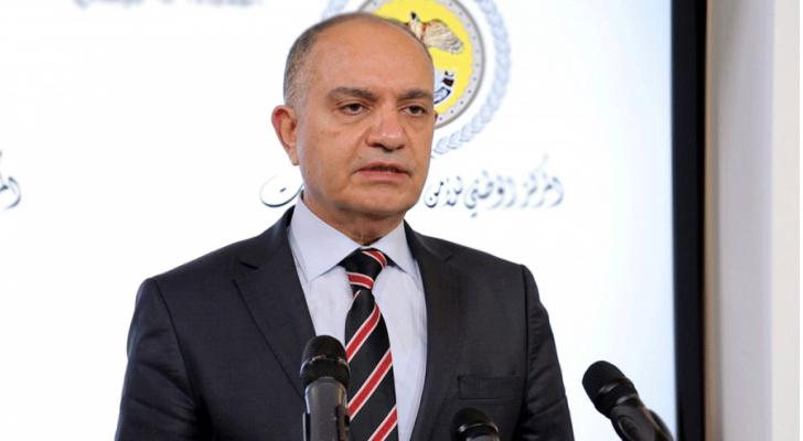 وزير الدولة لشؤون الإعلام أمجد العضايلة
