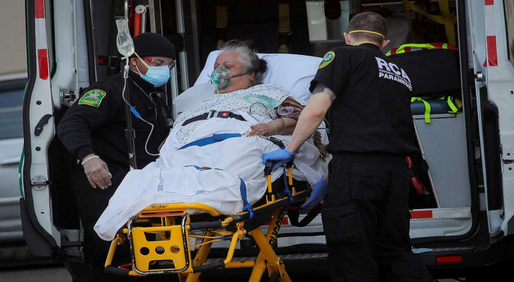 ما يزيد 63 ألف إصابة جديدة بكورونا في أمريكا خلال 24 ساعة