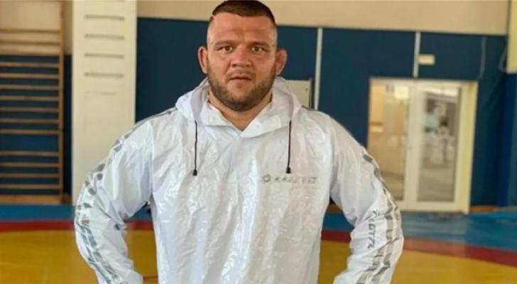 المصارعة البلغاري نيكولاي شتيريف