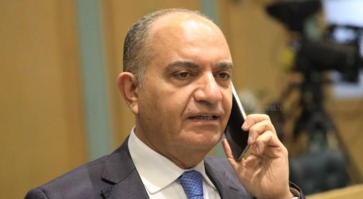 وزير الدولة لشؤون الاعلام أمجد العضايلة - ارشيفية