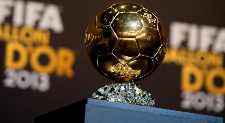 حجب الكرة الذهبية لأول مرة في التاريخ