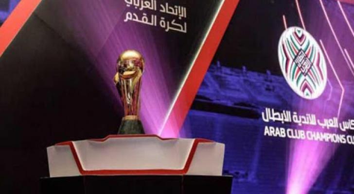 25 مليون دولار للمشاركين و الفائزين في بطولة المنتخبات العربية