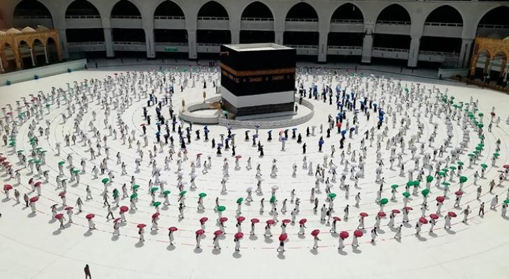 الاحتلال هنأ العالم الاسلامي بالعيد