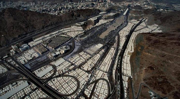 وادي منى في مكة المكرمة
