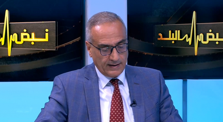 وزير الصحة الأسبق الدكتور علي الحياصات