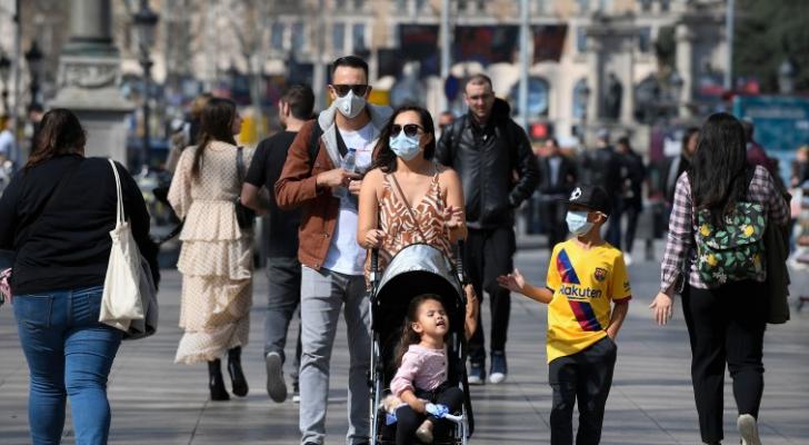 الصحة البريطانية: بدء موجة ثانية من كورونا بأوروبا