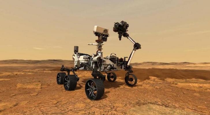 """المركبة الفضائية """"مارس 2020"""