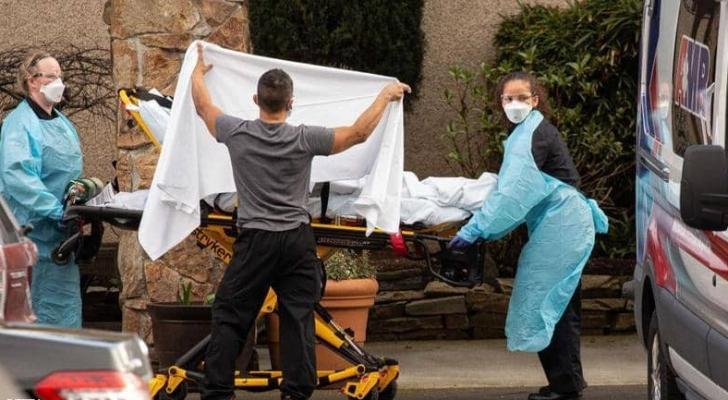 ثالث يوم على التّوالي تُسجّل فيه البلاد أكثر من 1200 وفاة بالفيروس