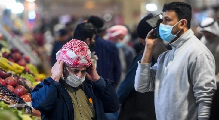 العراق يسجل 70 وفاة و3346 اصابة جديدة بفيروس كورونا