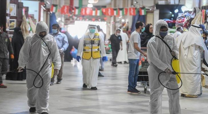 491 إصابة جديدة بكورونا و 6 وفيات في الكويت