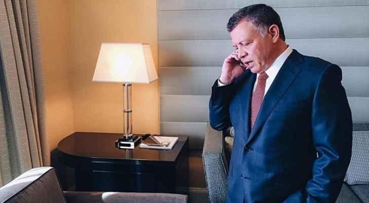 الملك يجري اتصالاً هاتفياً مع أمير دولة الكويت الجديد.. تفاصيل