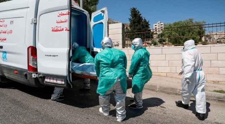 فلسطين.. 19 وفاة و1826 إصابة جديدة بكورونا