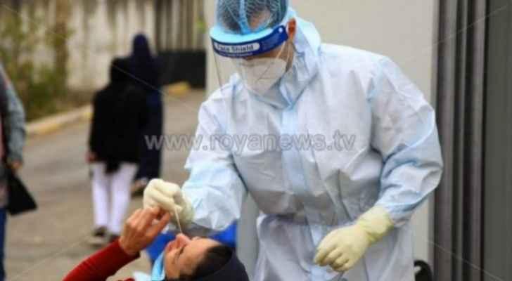 الصحة تعلن أعداد وفيات وإصابات كورونا في الأردن الثلاثاء