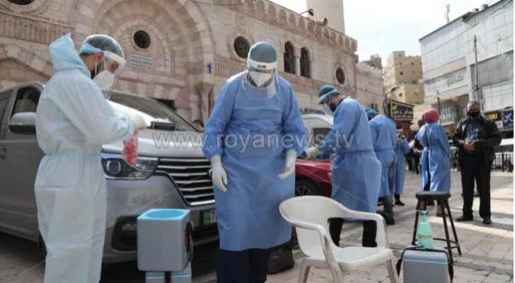 الحكومة تعلن أعداد الوفيات والإصابات بكورونا في الأردن الثلاثاء