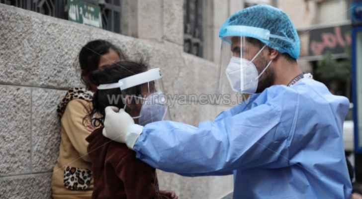 """""""الصحة"""" تعلن أعداد وفيات وإصابات كورونا في الأردن السبت"""