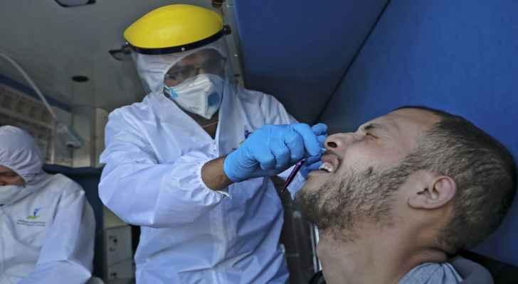 فلسطين لم تسجل أي وفاة بفيروس كورونا خلال 24 ساعة