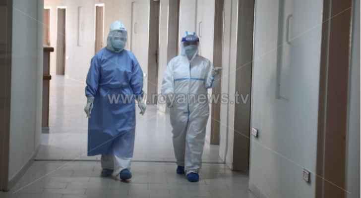 12 وفاة و601 إصابة جديدة بكورونا في الأردن الثلاثاء